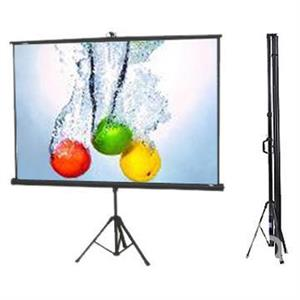 Scope Video Projector Screen 200*200 With Stand